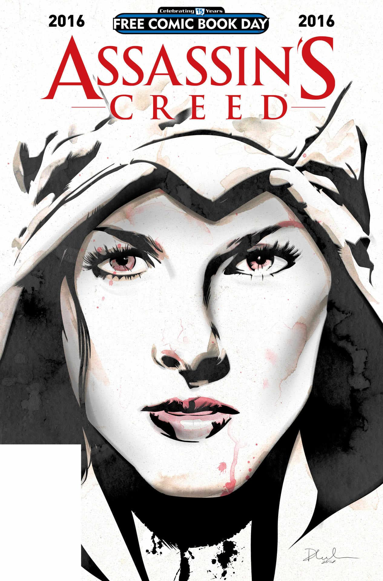 Assassin S Creed Fcbd 2016 Edition Assassin S Creed Wiki Fandom