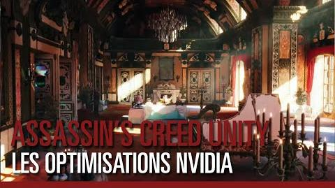 Assassin's Creed Unity - Les optimisations NVIDIA