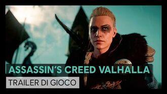 Assassin's Creed Valhalla Trailer di gioco
