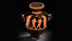 DTAE Vase - Dance Lesson
