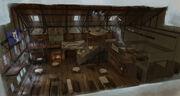 Rogue tavern concept