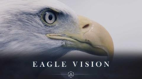 ASSASSIN'S CREED SYNDICATE EAGLE VISION
