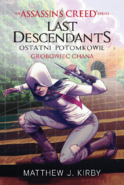 Assassin's Creed- Last Descendants Tomb of the Khan Polish cover