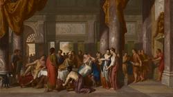DTAE Mark Antony at Cleopatra's Feast