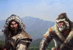 Altair e Qulan Gal