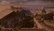 Assassins Creed 3 - Fort Wolcott by neilvk