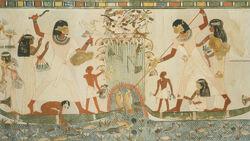 DT - Tomb of Menna