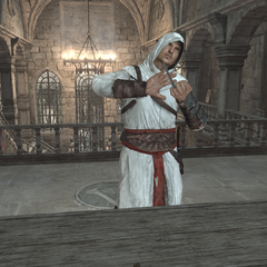 Altaïr krijgt zijn <a href=