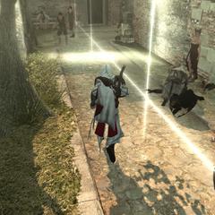 Een leerling vermoordt Malfatto.