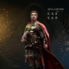 <i>起源</i>中,凯撒的宣传艺术