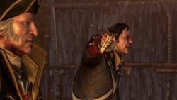Atak na wioskę Connora