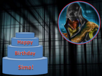 Cake Sima