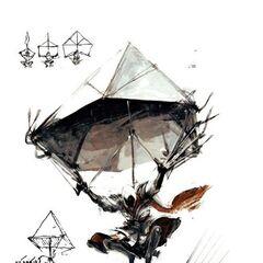 降落伞概念设计图