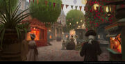 Paris festival concept