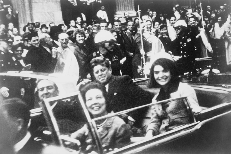 john f kennedy and the cold war