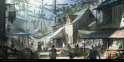 AC4BF Kingston Street - Concept Art