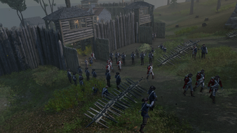 Fort Assassin S Creed Wiki Fandom