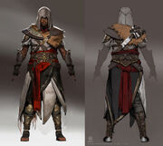 ACO Bayek Hidden Ones Concept Art