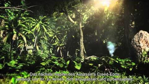 Assassin's Creed 4 Black Flag - Weltpremiere des Gameplay-Trailers DE