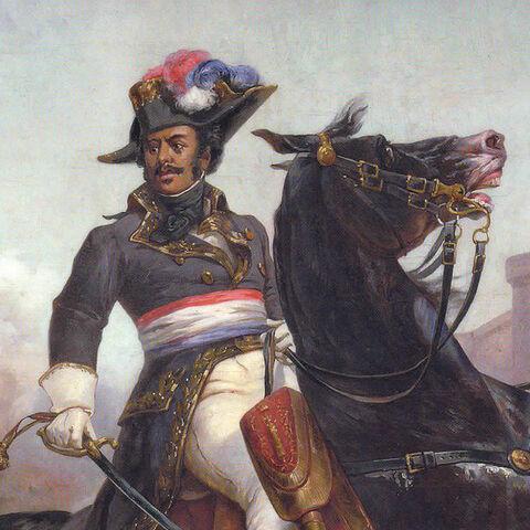 <i>Alexandre Dumas</i> by Olivier Pichat