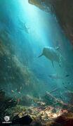 ACBF Underwater Ruin