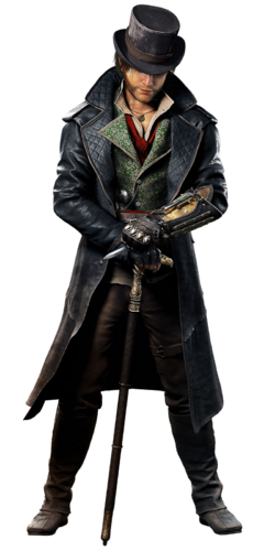 "Jacob w <a href=""/wiki/Assassin%27s_Creed:_Syndicate"" title=""Assassin's Creed: Syndicate"">Assassin's Creed: Syndicate</a>"