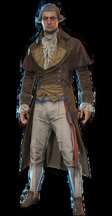 ACU Maximilien de Robespierre BDA