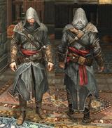 Assassin's Creed: Revelations kinézetek
