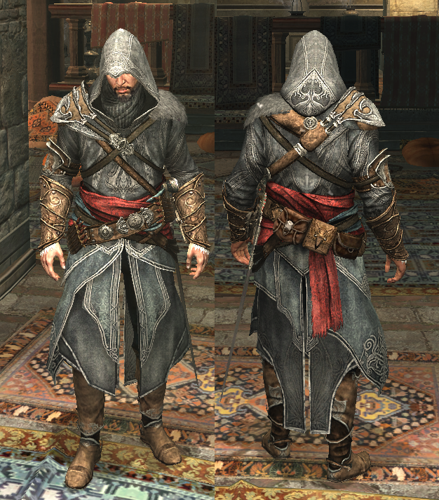 Assassin S Creed Revelations Outfits Assassin S Creed Wiki Fandom