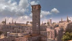 ACB Borgia Tower