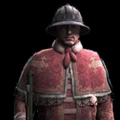 Byzantine Gunman