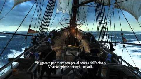 Assassin's Creed 3 - Trailer Ufficiale AnvilNext IT