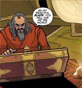 Genghis sword