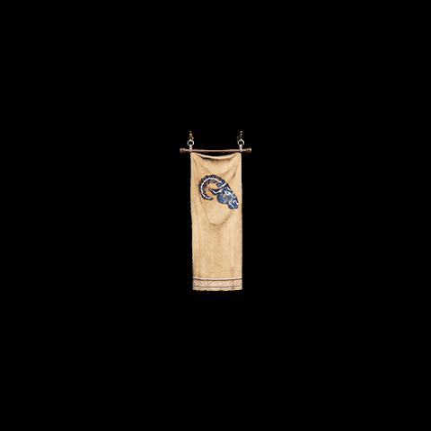 Drapeau de la Céphalonie