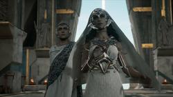 ACOD FoA JoA The Fate of Atlantis - Aita and Juno Arrival