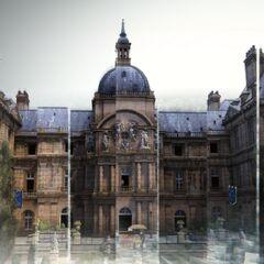 Le <b>palais du Luxembourg</b> dans la <a href=