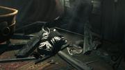 Altairs Rüstung zerstört