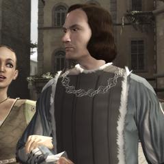 朱利亚诺和情妇