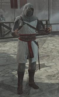 刺客守卫服装