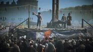 ACU Paris exécution guillotine peuple
