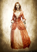 Caroline Scott - Concept Art
