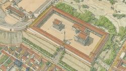 DTAE Lageion and Serapeum