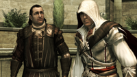 Mario i Ezio w Assassin's Creed II by Kubar906