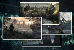 Uplay - Tema di Assassin's Creed IV