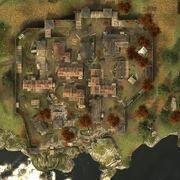 ACIII - Fort St Mathieu - Aerial
