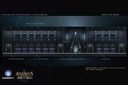 ACIV Abstergo Entertainment Serveurs concept 3