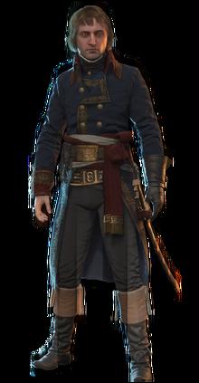 ACU Napoléon Bonaparte BDA