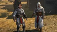 Altaïr i Darim (by Kubar906)