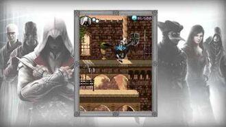 Assassin's Creed Brotherhood - Mobile Game - Trailer
