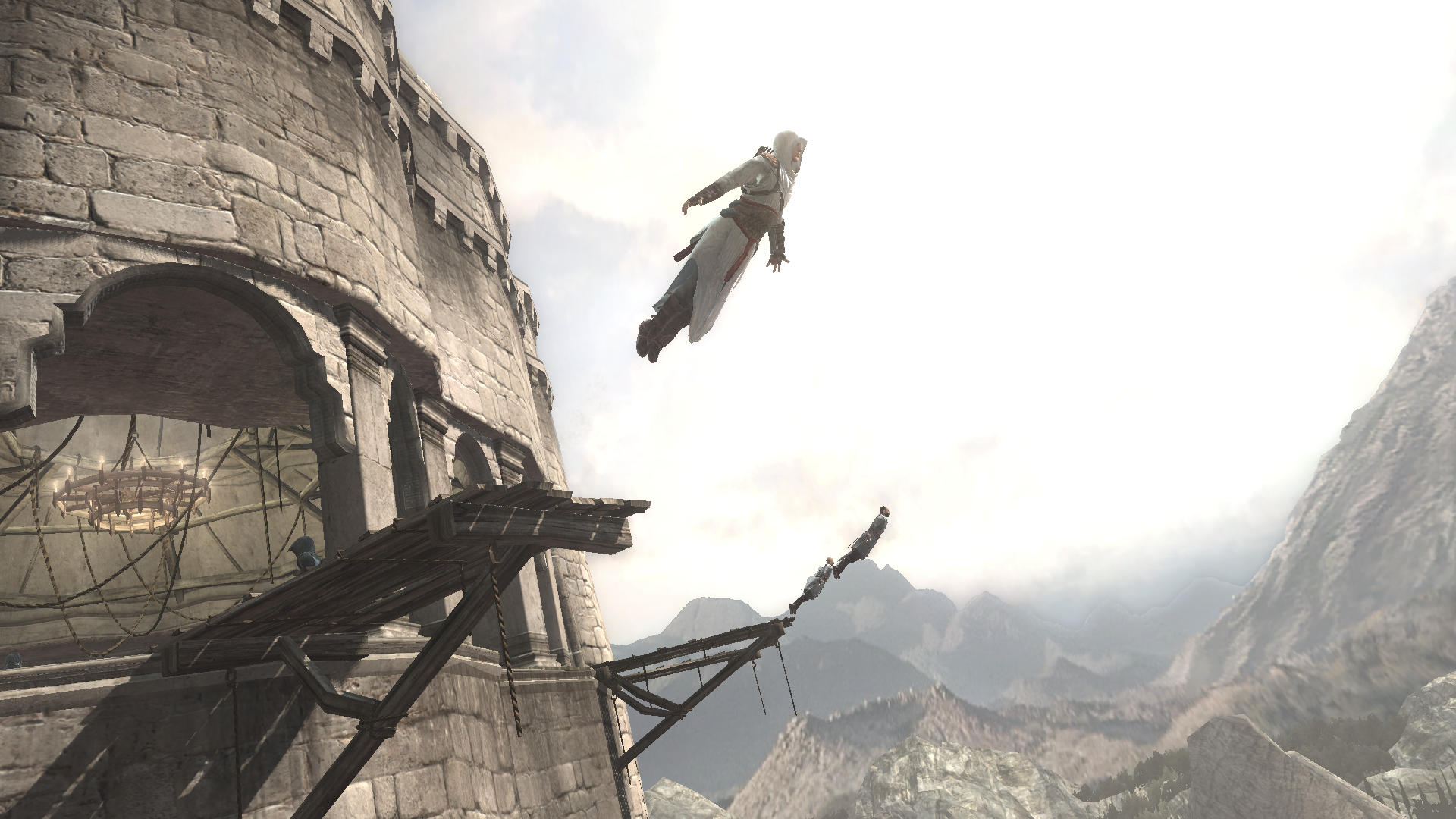 Leap Of Faith Assassin S Creed Wiki Fandom